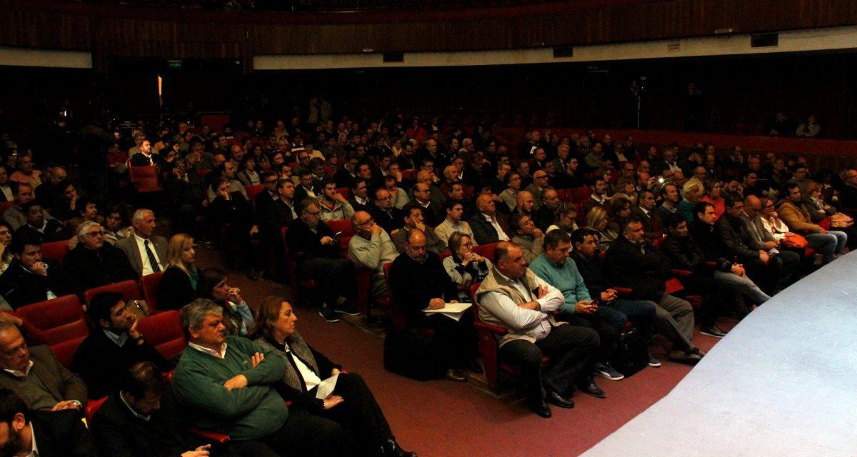 SE PRESENTARON NUEVE OFERTAS PARA EJECUTAR LA RED CLOACAL EN BARRIOS DEL NORTE DE ROSARIO
