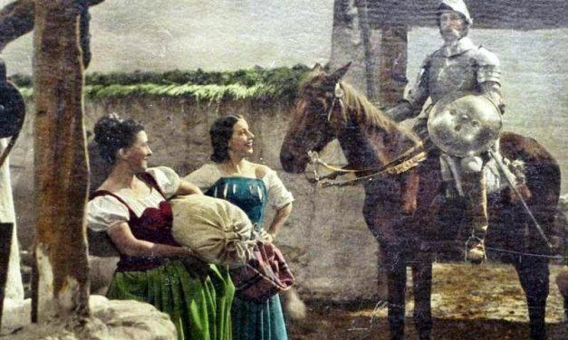 DON QUIJOTE Y EL FEMINISMO (1RA PARTE) POR BRUNO DEL BARRO