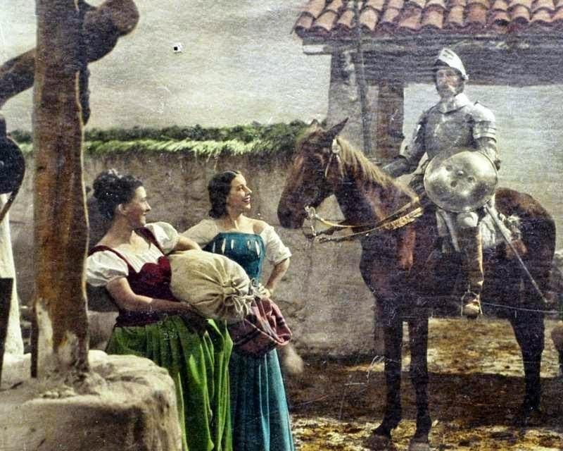 Don Quijote y el feminismo 3ra Parte