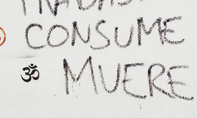 Graffiti (por Mariana Miranda)