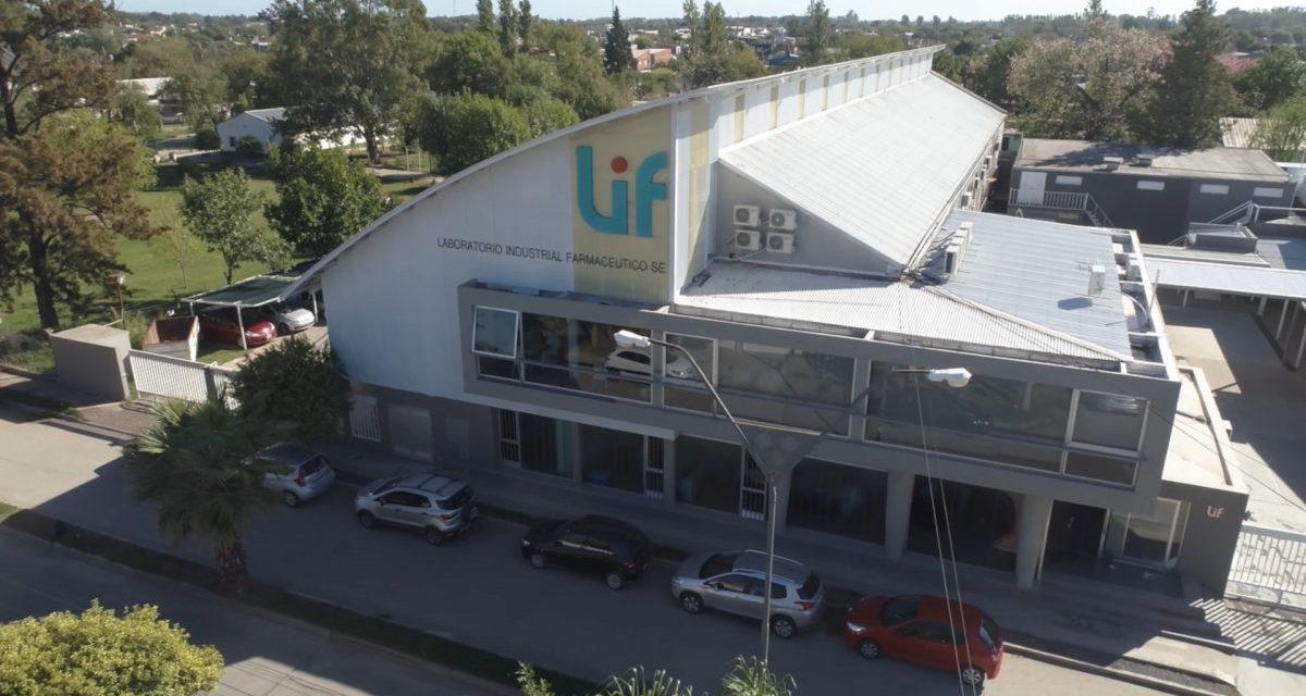 LA PROVINCIA INVIRTIÓ 1,9 MILLONES DE DÓLARES EN EQUIPAMIENTO PARA EL LIF