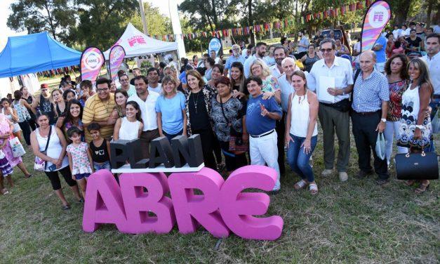 Urbanización de Villa Banana: familias eligen sus nuevas viviendas en barrio Bonano