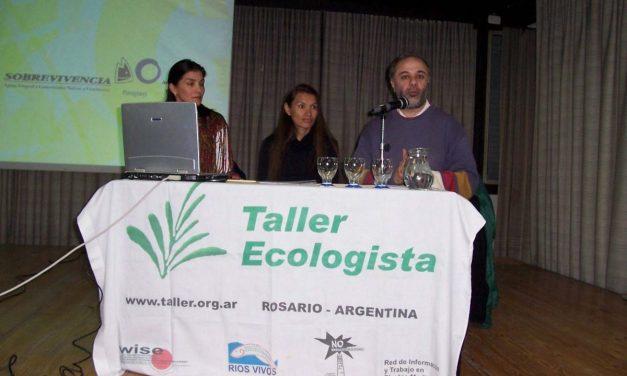 PERIODISMO AMBIENTAL – PERIODISMO MILITANTE. – Por Sergio Rinaldi (Periodista Ambiental)