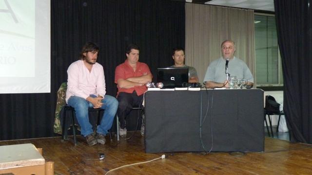 26 AÑOS DEL CICLO DE ECOLOGÍA Y 40 AÑOS DEL CENTRO CULTURAL ROBERTO FONTANARROSA…