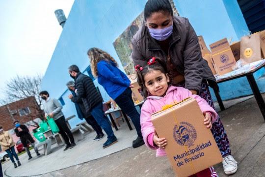 La Municipalidad pone en marcha un plan de cuidado para los barrios populares