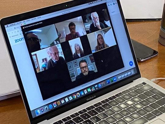 La Red de Colectividades Solidarias tuvo su presentación online