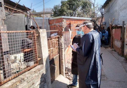 Pandemia: Equipos de los CMD cumplen tarea clave de prevención y acompañamiento en los barrios