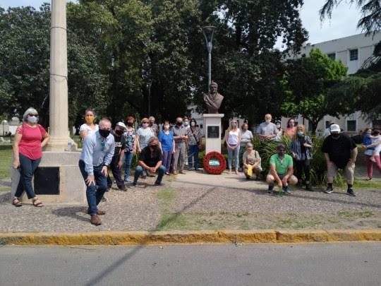Barrio Belgrano celebró sus 129 años de historia