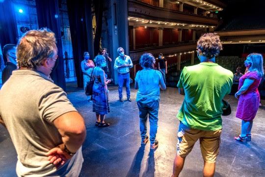 Salas de teatro independiente presentarán sus obras en La Comedia