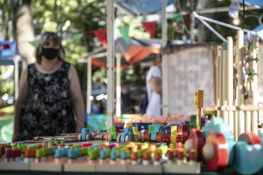 El municipio invita a recorrer las Ferias Muy Rosarinas