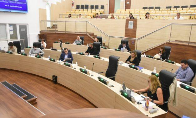concejo municipal: TEMAS DE LA SESIÓN anterior