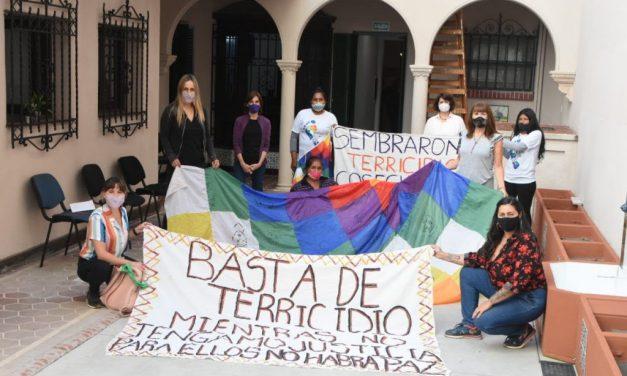 RECIBIERON EN FEMINISMOS A MUJERES INDÍGENAS POR EL BUEN VIVIR