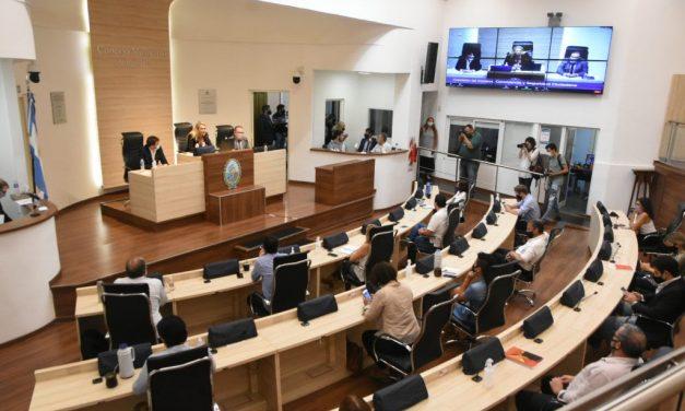 EL MINISTRO DE SEGURIDAD ESCUCHÓ CRÍTICAS, CONSULTAS Y PROPUESTAS DE LOS EDILES