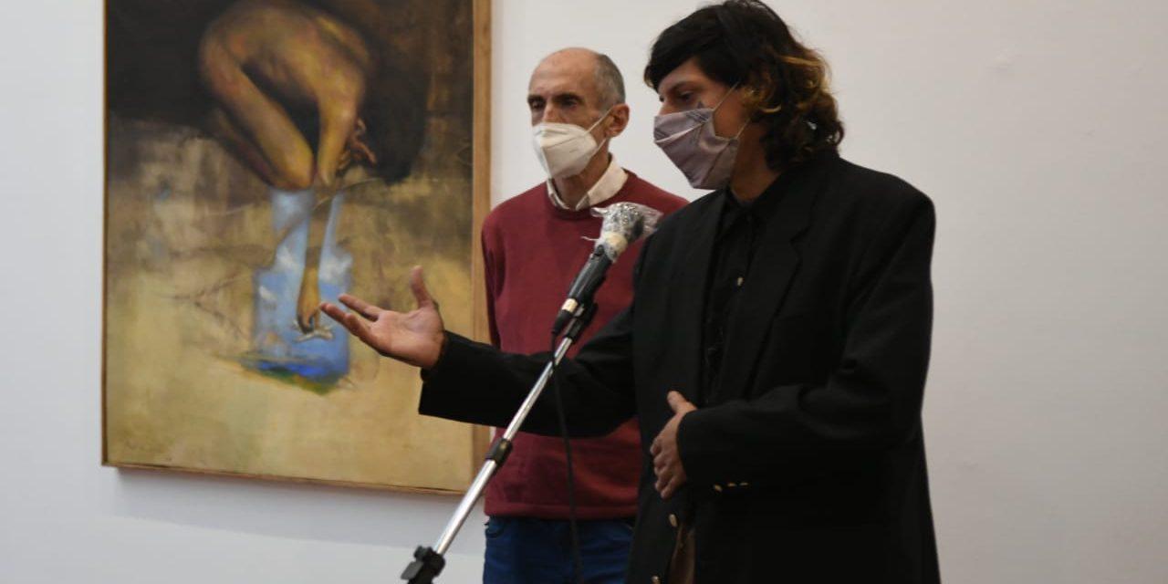 EL CONCEJO MUNICIPAL DONÓ UNA PINTURA AL MUSEO MUNICIPAL DE BELLAS ARTES JUAN B. CASTAGNINO
