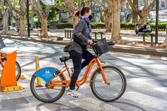 Rosario es sede del 10º Foro Mundial de la Bicicleta
