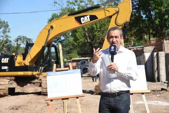 Javkin presentó el Plan de Transformación de Barrios Populares